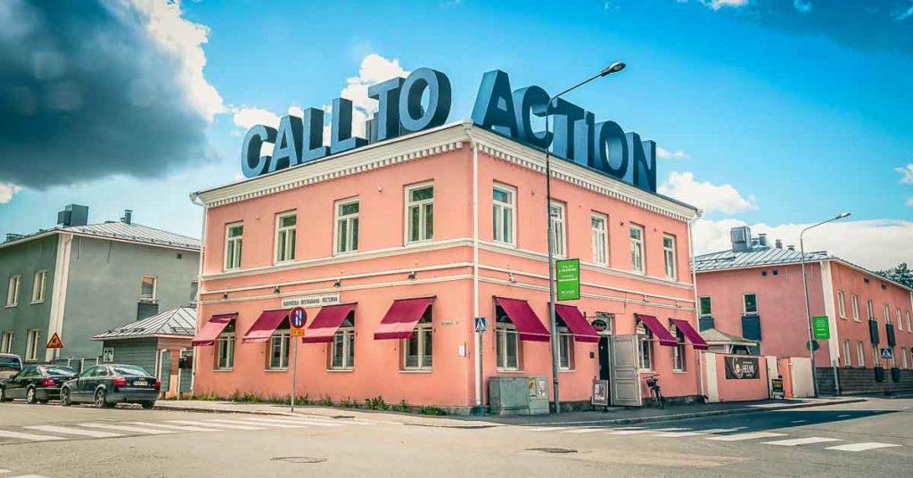 calltoaction digitoimisto aki karkulahti kauppakatu kuopio
