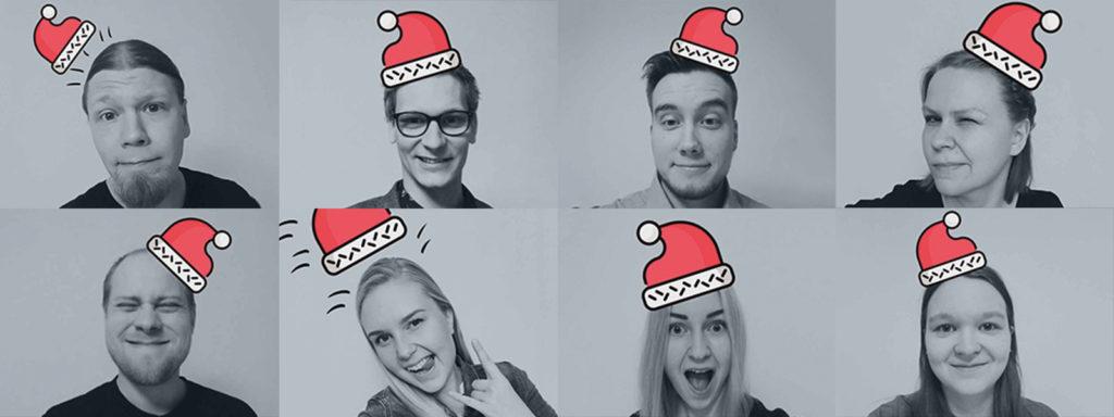hyvää joulua ja uutta vuotta call to action kuopio 2017 2018