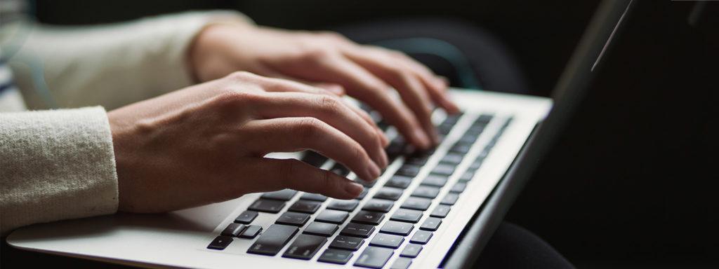 blogitekstin julkaiseminen ja jakeleminen verkossa