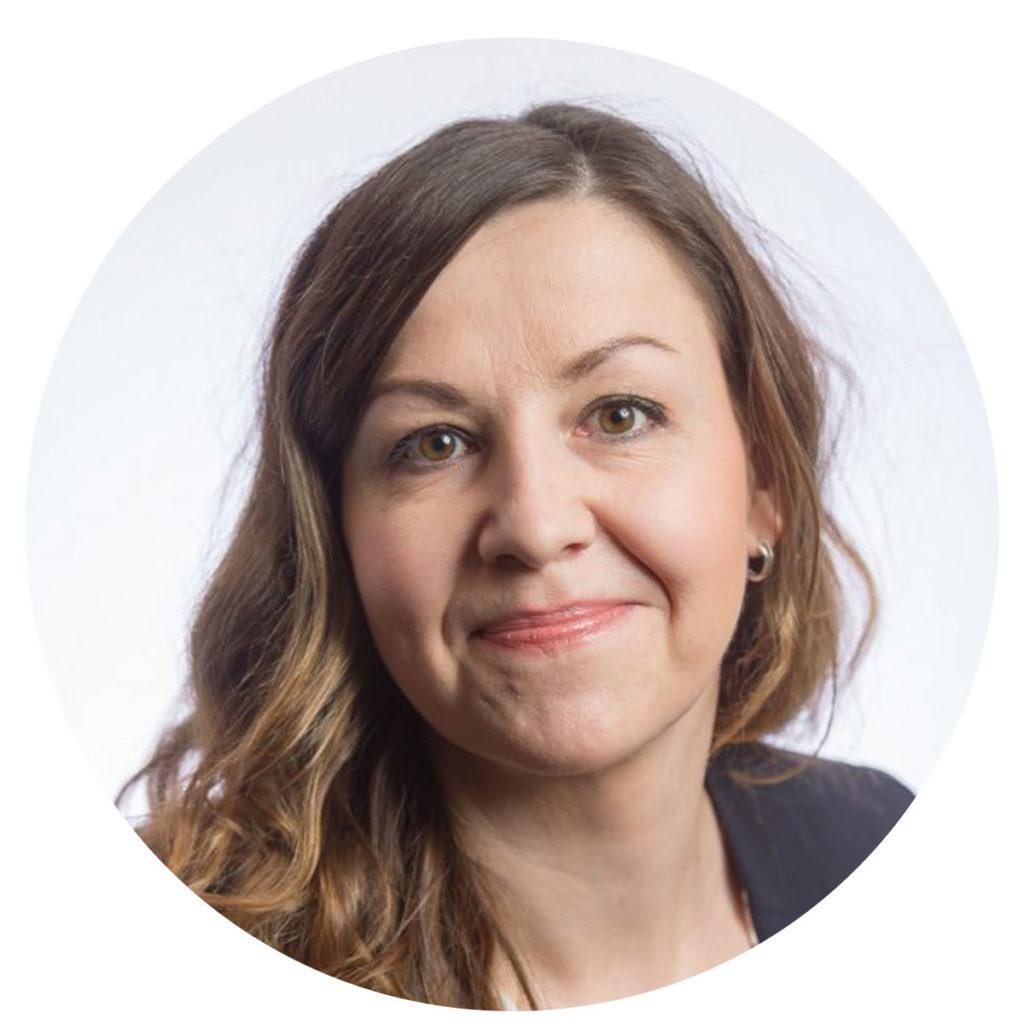 Sisko Kivistö KPA Uniconin henkilöstöjohtaja