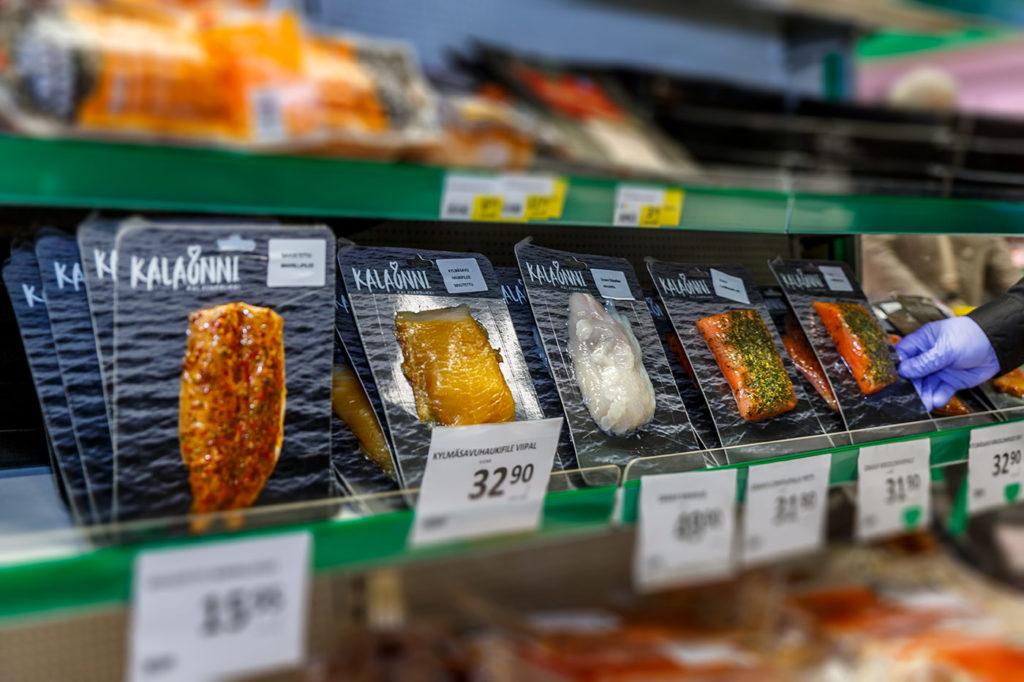 kalaonni tuotteita