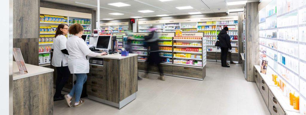 mita mahdollisuuksia apteekeilla on markkinoinnissa