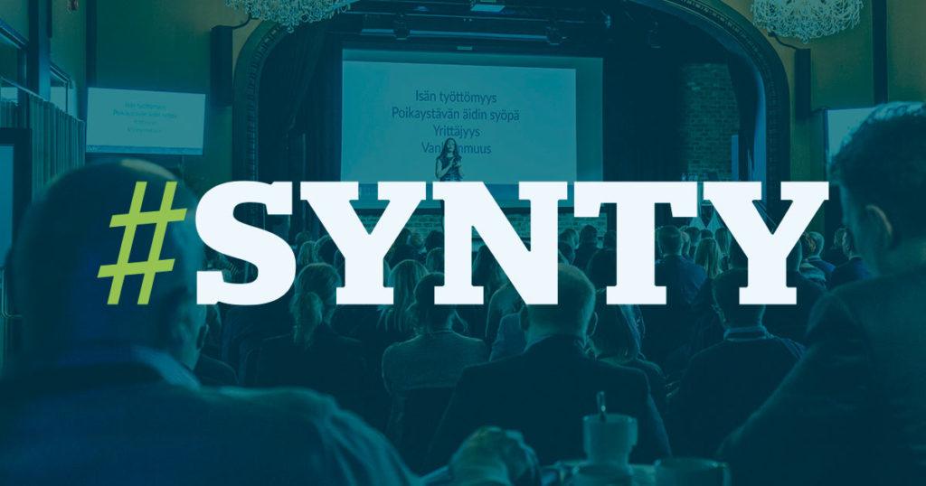 synty #synty bisnestapahtuma 27.3.2020