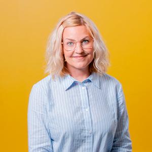 Markkinointistrategisti Ellen Nokkala